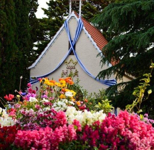 Desea visitar el Primer Santuario filial en Nueva Helvecia?