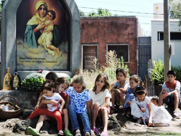 La conquista de la Mater en Salto, Uruguay