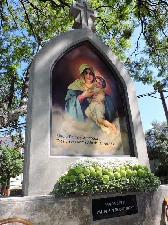 Ermita en Salto – Uruguay