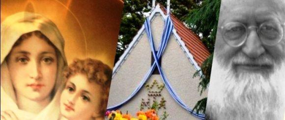Jubilieo del primer Santuario Filial – Nueva Helvecia