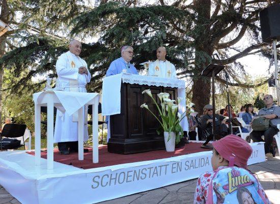 Fiesta en el Santuario de Nueva Helvecia – 15 de Octubre de 2017
