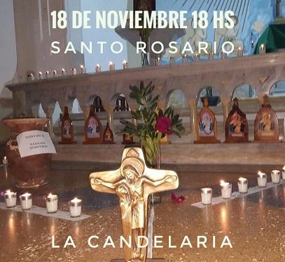 Nos consagramos a María en Punta del Este – 18 de noviembre de 2017