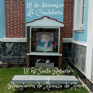 Nos consagramos a María en Punta del Este
