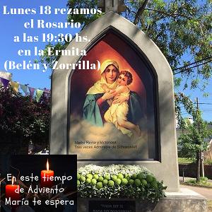 Nos consagramos a María en Salto – 18 de diciembre de 2017