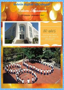 Nueva Helvecia celebrando los 80 años de Schoenstatt en Uruguay