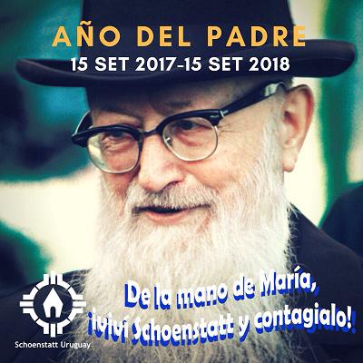 Año del Padre – 2017 – 15 de setiembre – 2018