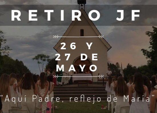 Retiro de la Juventud Femenina – Nueva Helvecia 26 y 27 de mayo de 2018