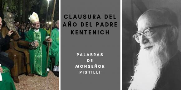 Carta de Mons. Francisco Pistilli con motivo del cierre del Año del Padre