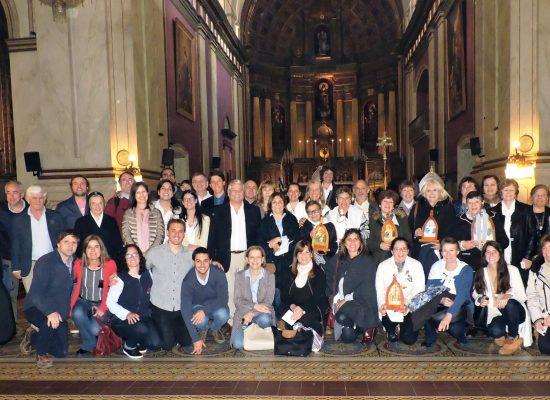 Santa Misa en la Catedral de Montevideo el 15 de septiembre de 2018 – cierre del Año del Padre Kentenich