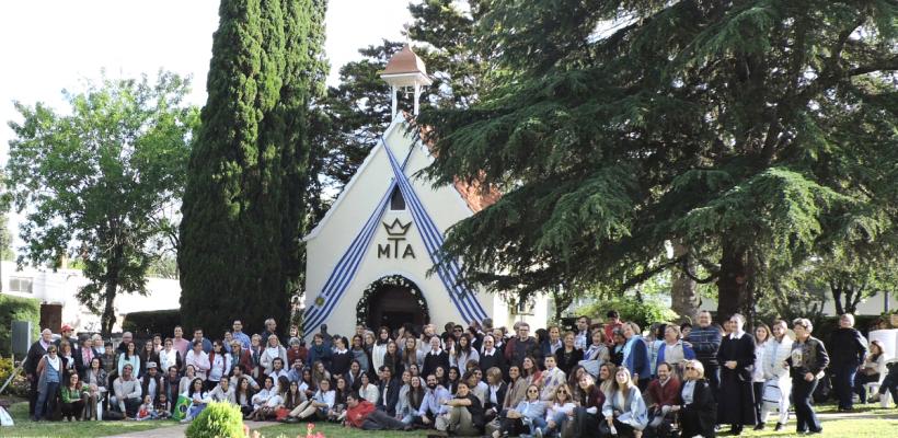 Conquista del Santuario de Montevideo