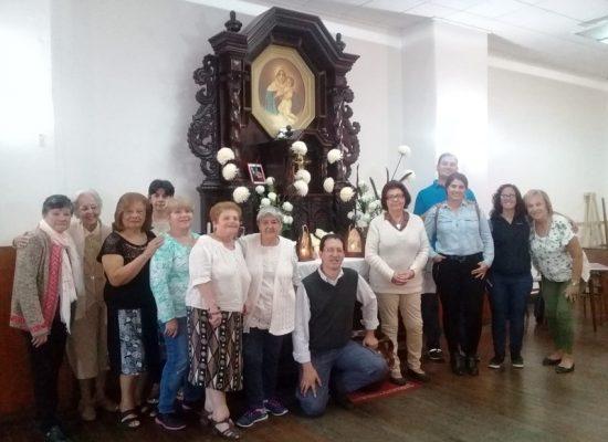 Talleres de la Campaña De la Virgen Peregrina